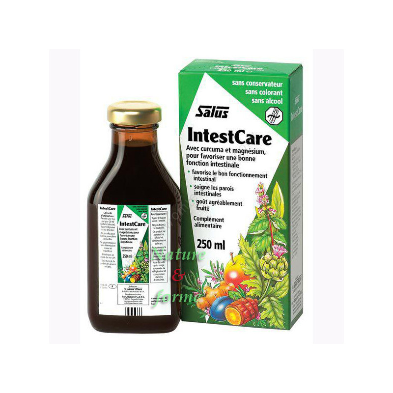 Intestcare Salus Flacon doseur 250ml