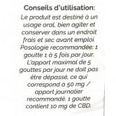 EUTRA_CBD_Huile_de_chanvre_20%_10ml_ingrédients_Utilisation