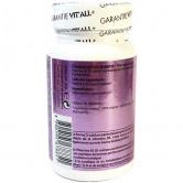 Vitamine_B5_550mg_60_gélules_Vitall+_ingrédients