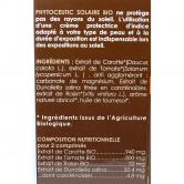 Solaire_bio_120_comprimés_boite_voyage_phytoceutic_composition