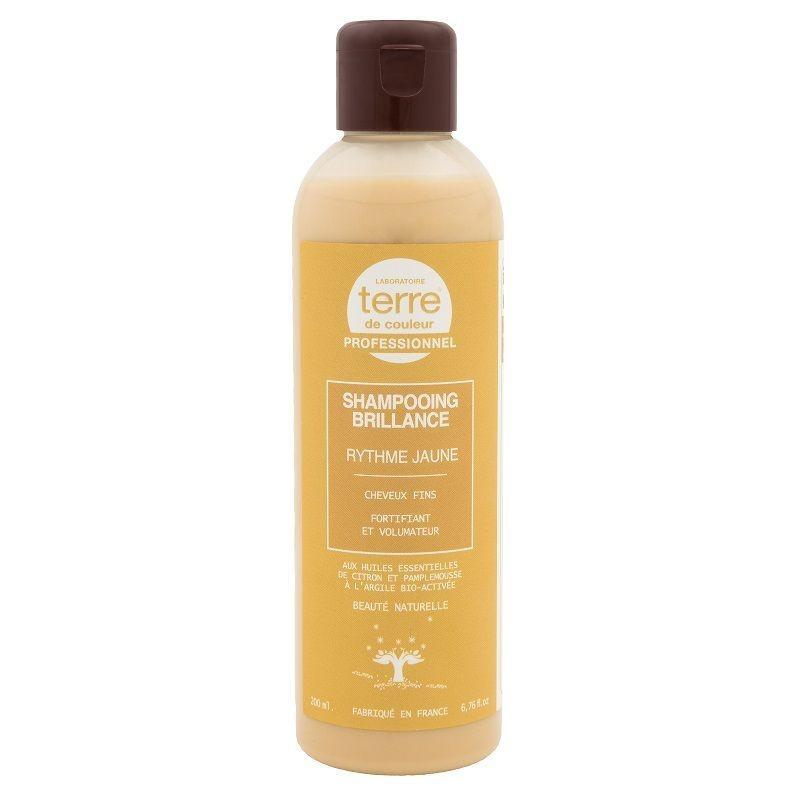 Shampooing Brillance 200ml Terre de couleur