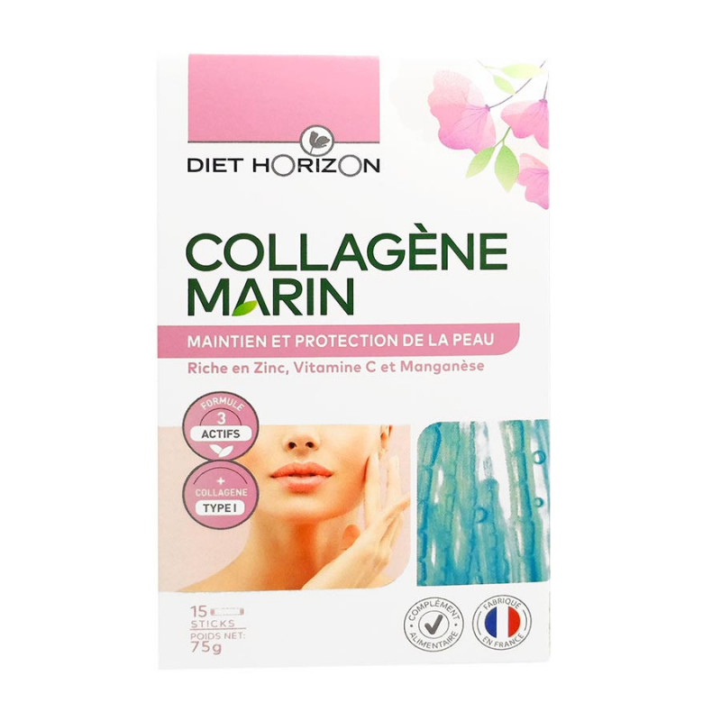 Collagène Marin 3500 mg 15 sticks