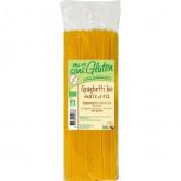Spaghetti Bio maïs & riz 400gr