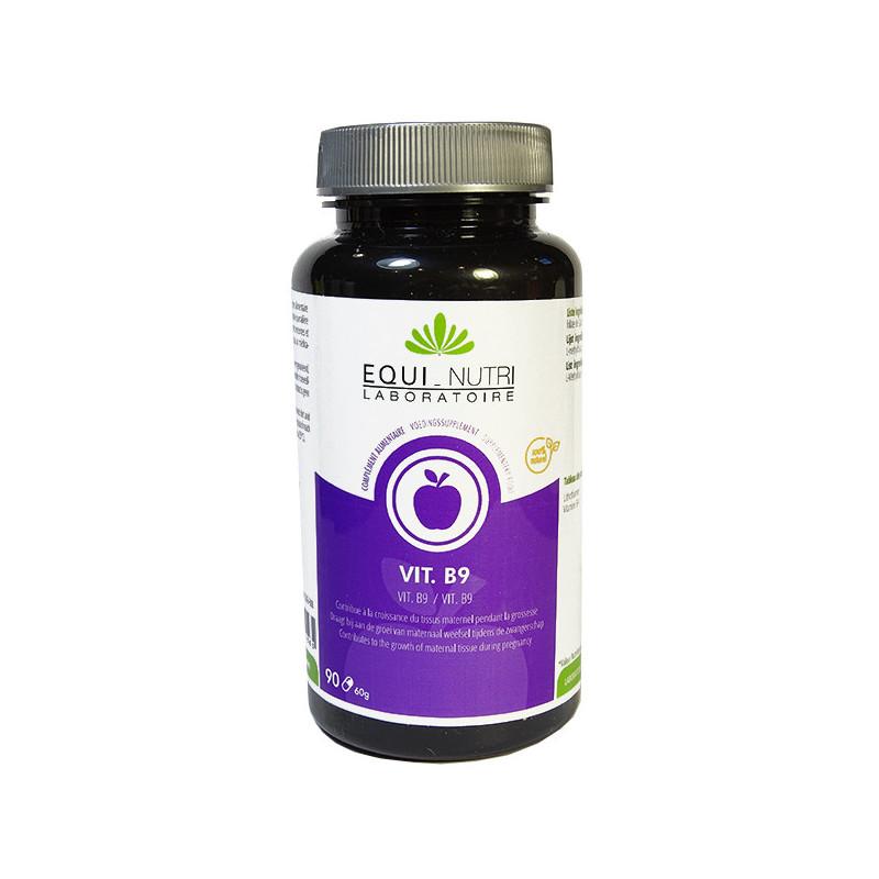 Vitamine_B9_90_gélules_Equi-Nutri