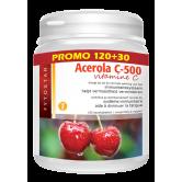 Acerola C-500 150 comprimés - Fytostar 150 comprimés