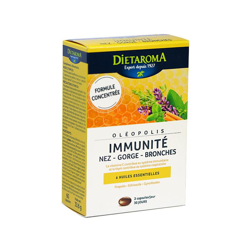 Oleopolis_Immunité_60_capsules_Diétaroma