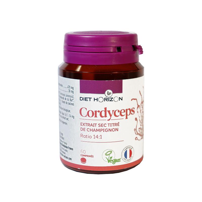 Cordyceps_60_comprimés_diet_horizon