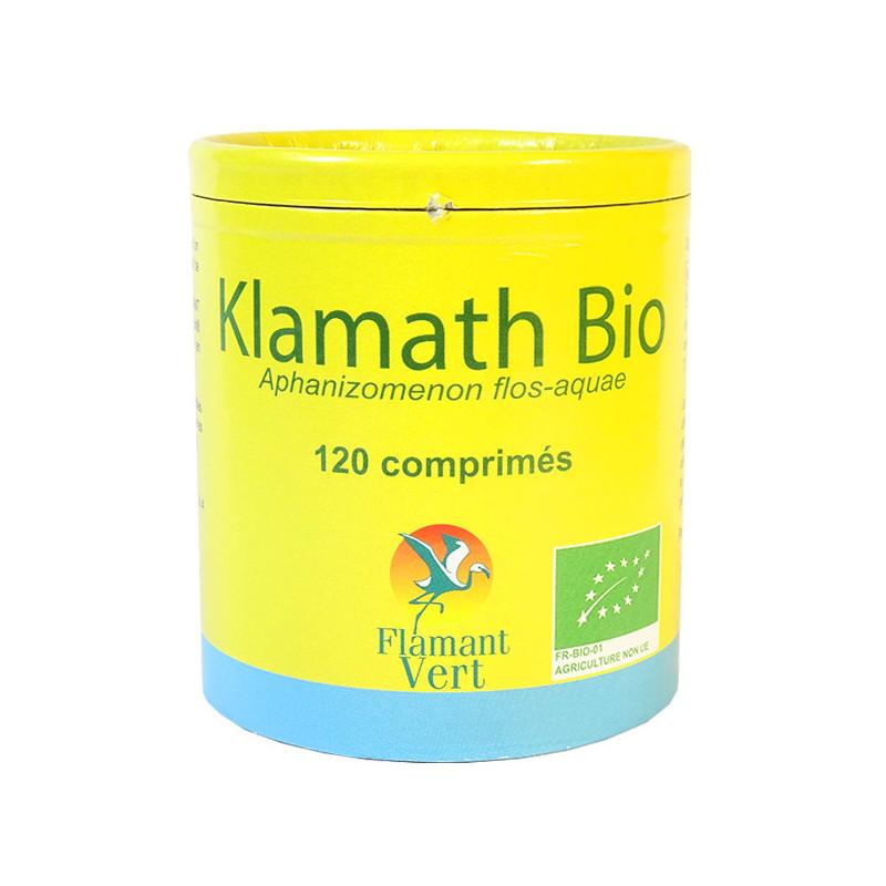 Klamath_Bio_120_comprimés_Flamant_Vert