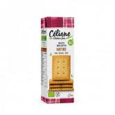 Biscuits Sablés nature bio sans gluten 150 gr
