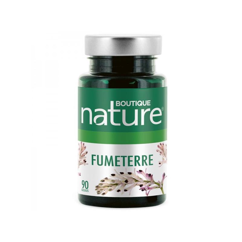 Fumeterre_90_gélules_boutique_nature