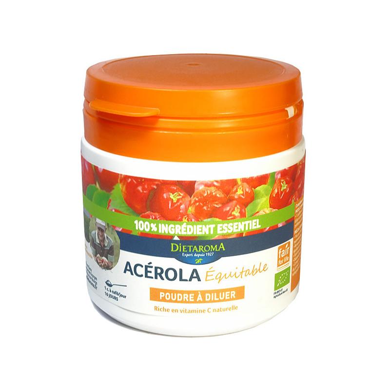 Acérola_bio_poudre_50g_diétaroma