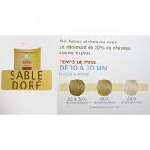 Coloration_naturelle_Sable_doré_Terre_de_couleur_tons