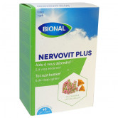 Nervovit Plus bional 40 caps. 40 capsules