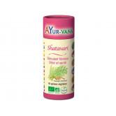 Shatavari Bio 60 gélules AyurVana