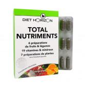Total nutriments 30 comprimés