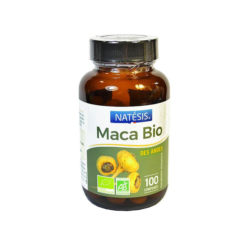 Maca_Bio_100_comprimés_Natesis