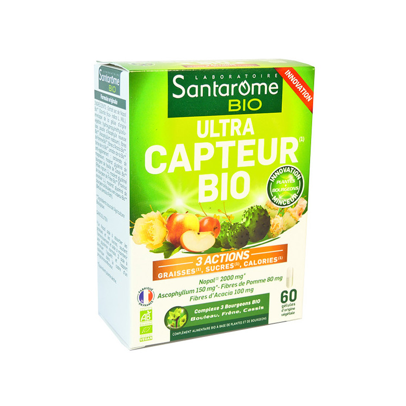 Ultra_Capteur_Bio_60_gélules_santarome