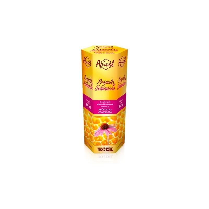 Extrait de propolis + Echinacée Apicol 60 ml