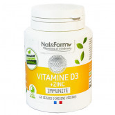 Vitamine_D3_Zinc_immunité_60_gélules_Nat&Form