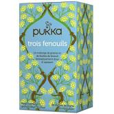 Tisane Pukka 3 Fenouils 20 sachets