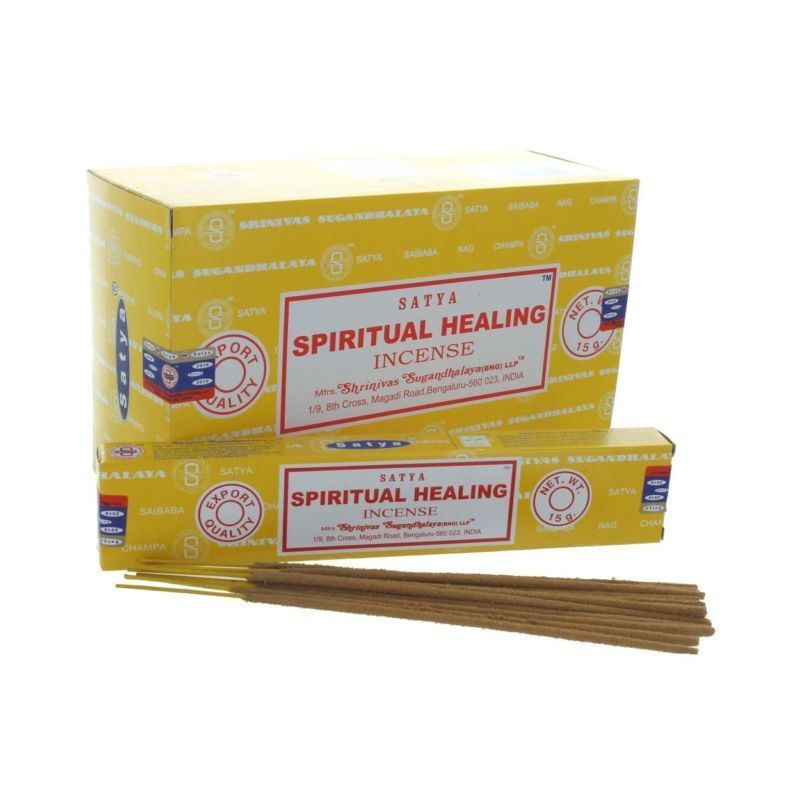 Nag Champa spiritual heatling Boîte de 12 bâtonnets