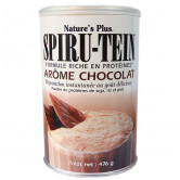 Spiru-tein Chocolat boite 476g   17 doses