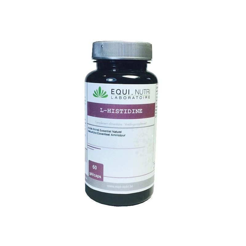 L-Histidine 500 mg 60 gélules