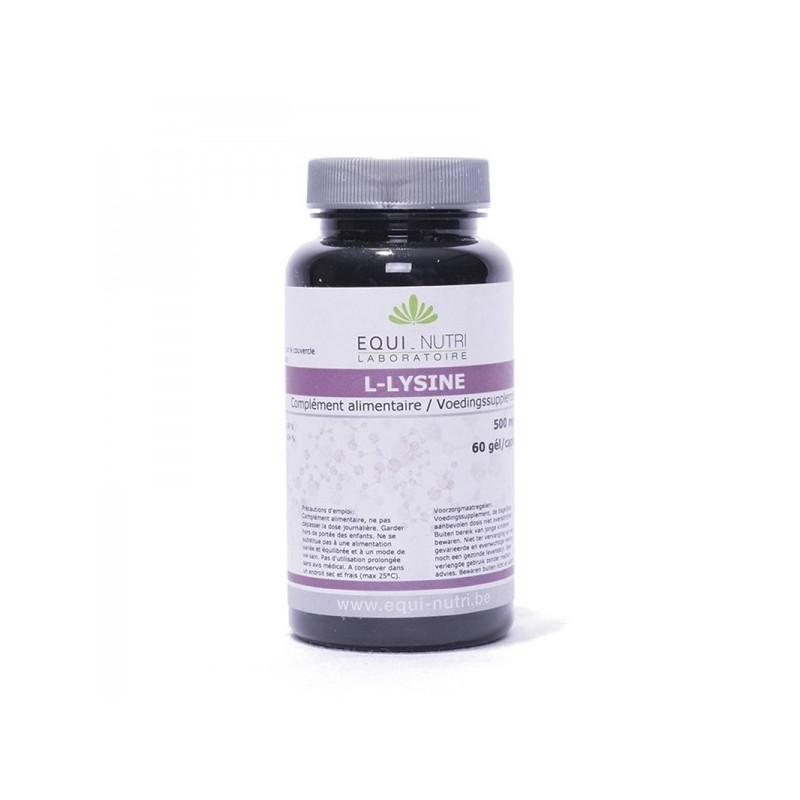L-Lysine 500 60 gélules