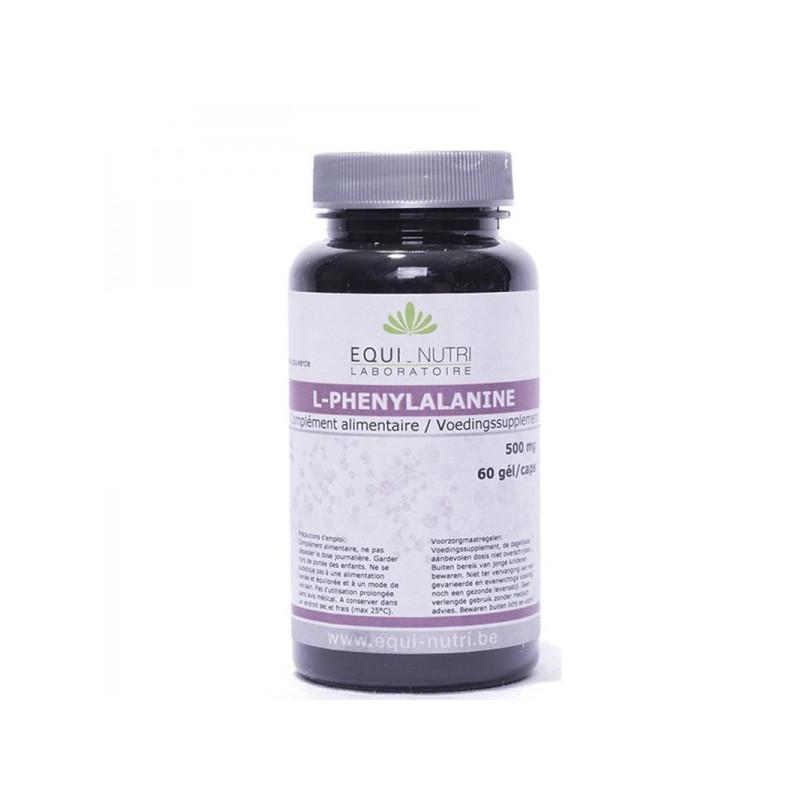 L-Phenylalanine 500 60 gélules