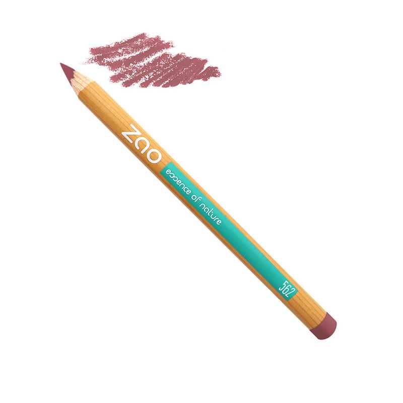ZAO_Crayon_562_Bois_de_rose