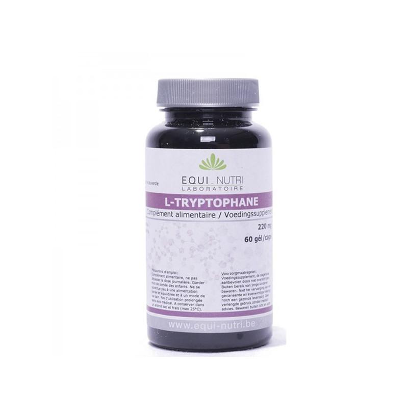 L-Tryptophane 220 60 gélules