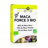 Maca Force 3 Bio 60 gélules