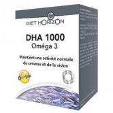 DHA 1000 Oméga 3 60 capsules