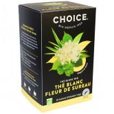 Choice_Thé_blanc_bio_fleur_sureau_20_sachets