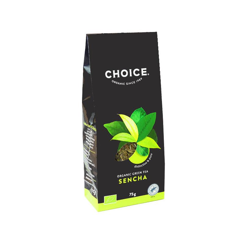 Choice_thé_vert_bio_sencha_vrac_75g