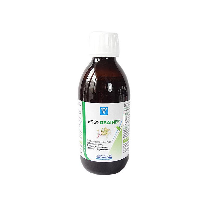 Ergydraine Nutergia Flacon 250 ml