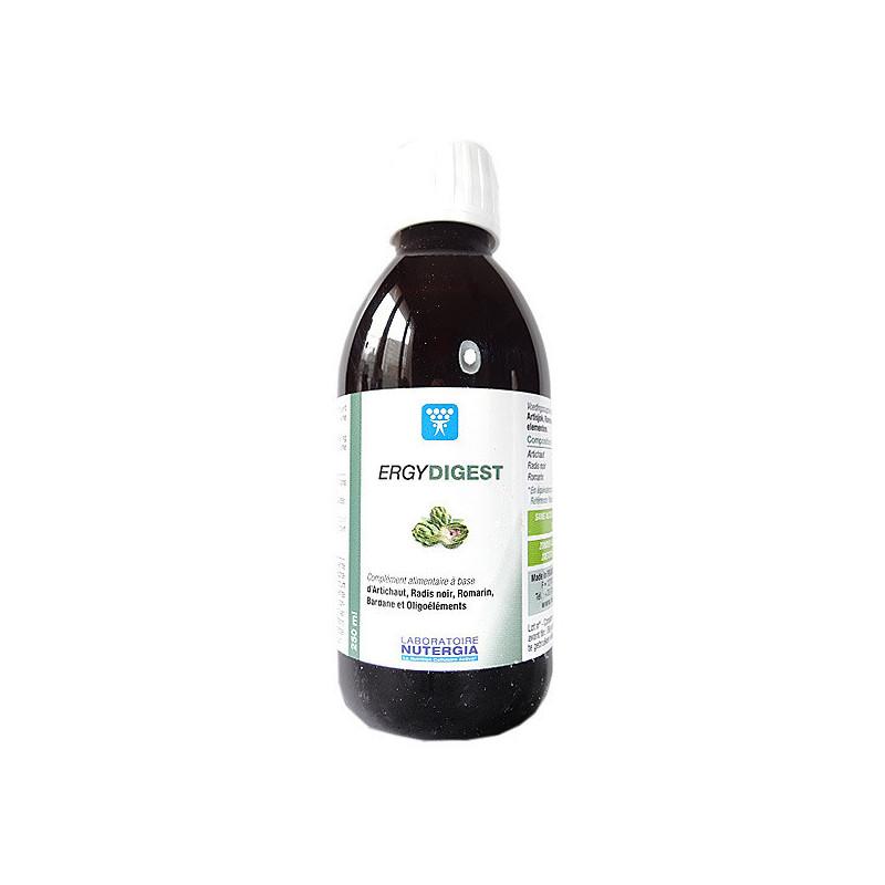 Ergydigest Nutergia Flacon 250 ml