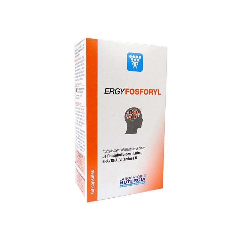 ErgyFosforyl Nutergia 60 capsules