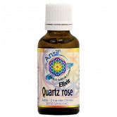 Quartz Rose Flacon goutte 30ml