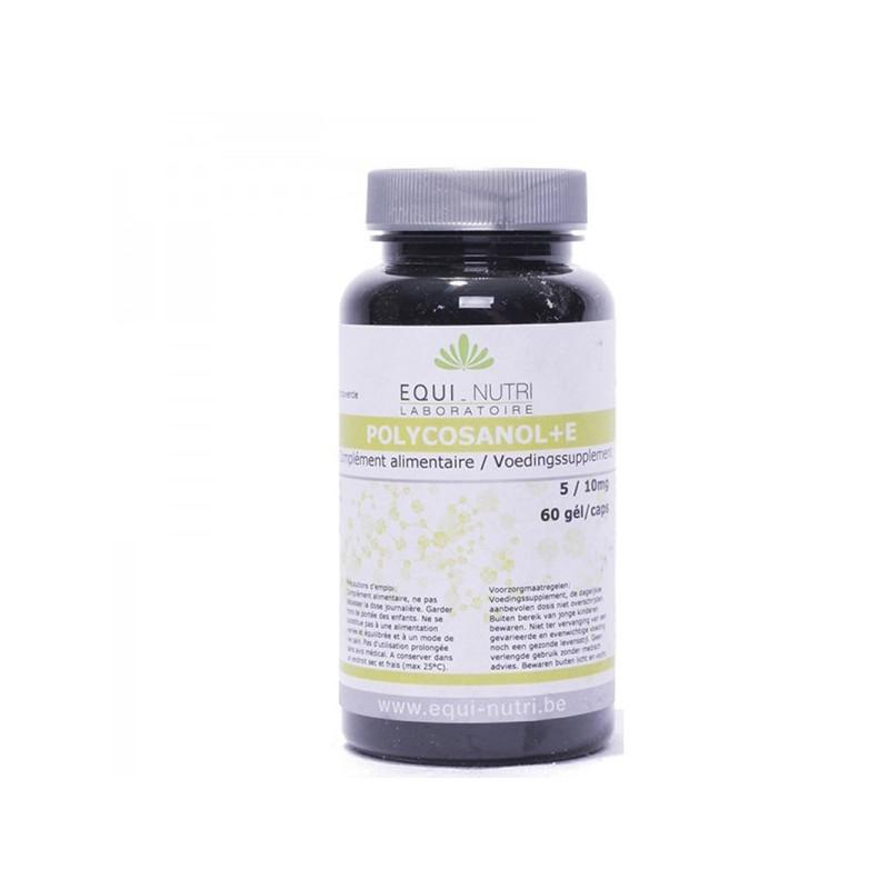 Polycosanol + E 60 gélules