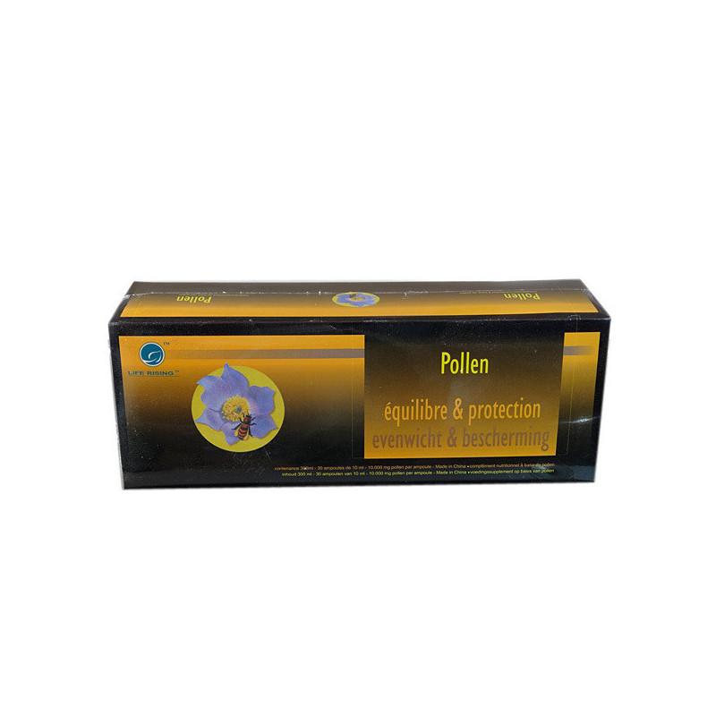 Pollen Nature Health 30 ampoules de 10 ml