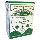 Huile de HAARLEM enrobées 60cp 60 capsules enrobées