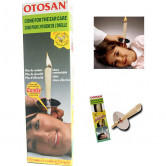 Bougies auriculaires Otosan Boîte 2 cônes