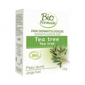 Pain dermatologique au Tea Tree 100g