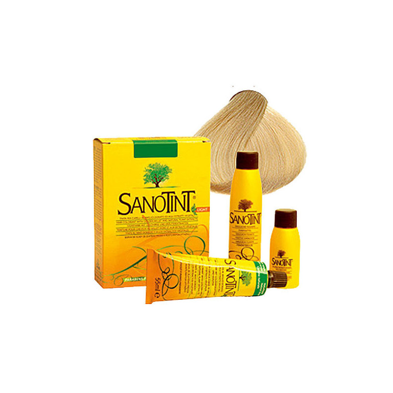 Sanotint light T87 Très Blond Doré 125 ml