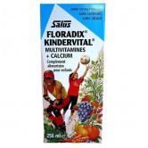 Kindervital floradix 250ml