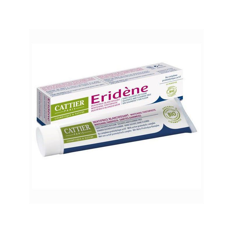 Eridene Cattier dentifrice blanchissant 75 ml