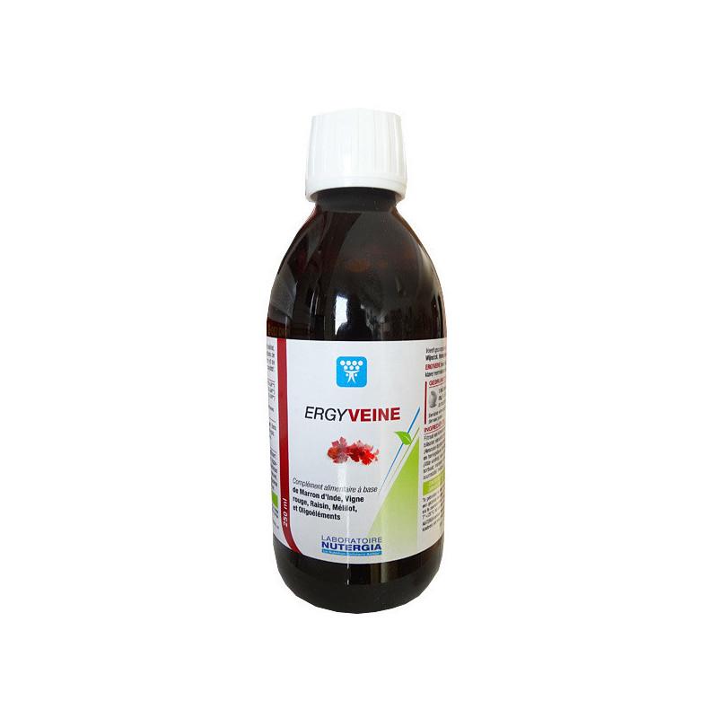 Ergyveine Nutergia Flacon 250 ml