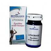 Lithobase 60 comprimés