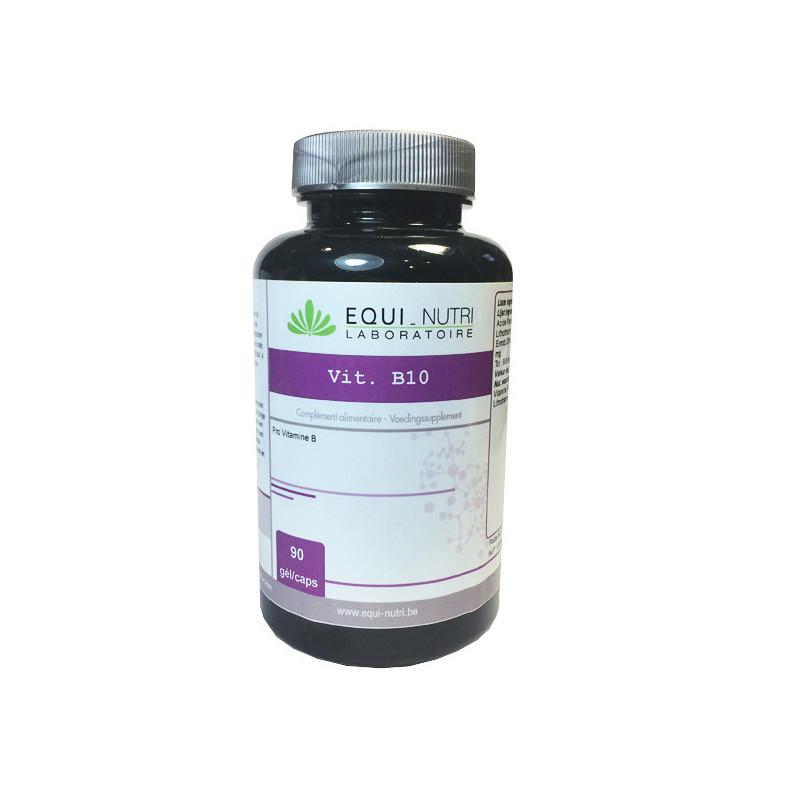 PABA vitamine B10 400mg 90 gélules marines